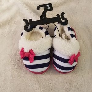 Other - Adorable baby infant girl slippers shoes
